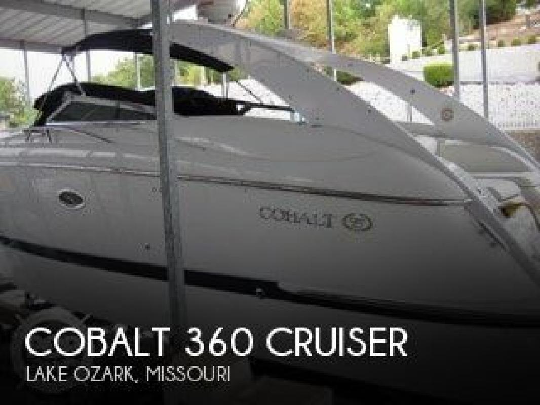 2002 Cobalt Boats 360 Cruiser Lake Ozark MO