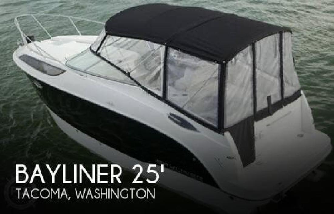2010 Bayliner 255 SB Cruiser Stansway WA