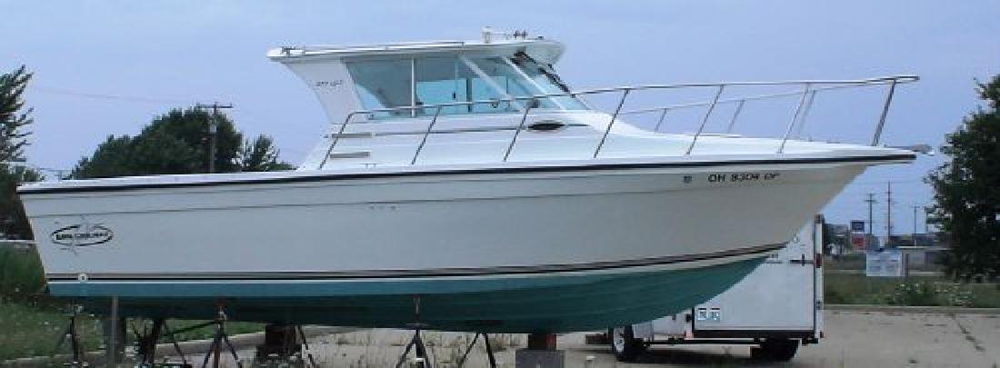 2004 27' Baha Cruisers 277 GLE