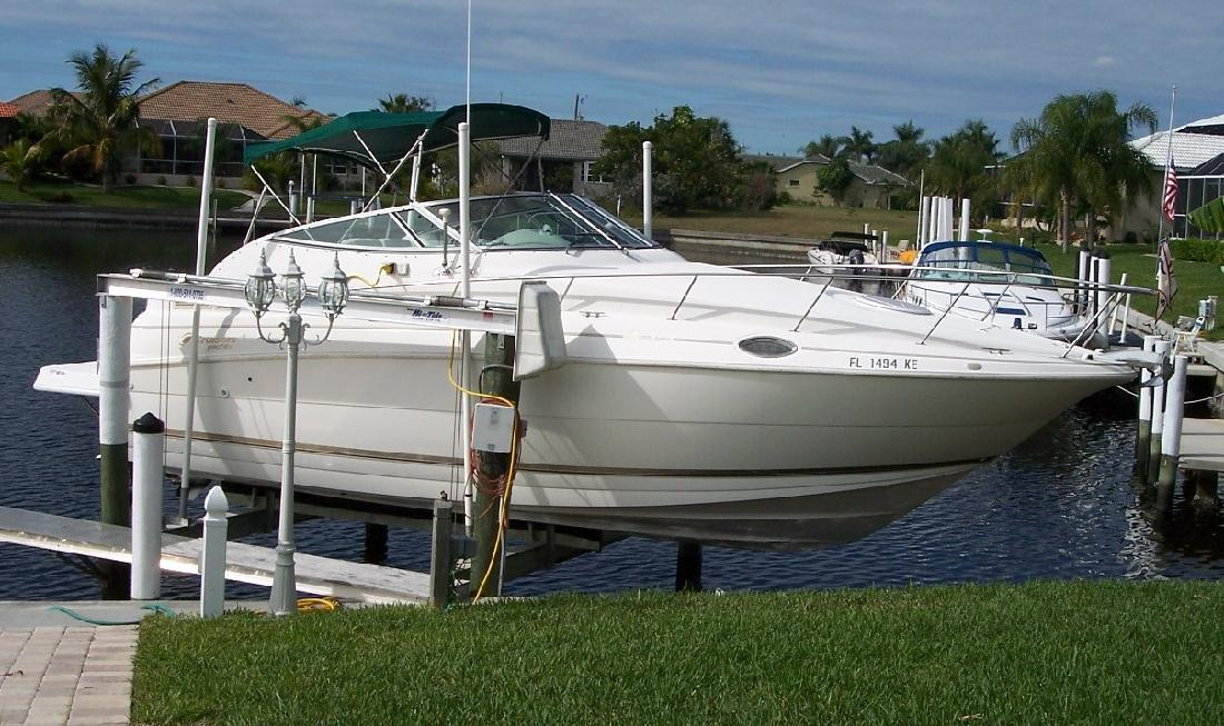 1998 28' Cruisers 2870 for sale in Punta Gorda, Florida | All Boat Listings. ...