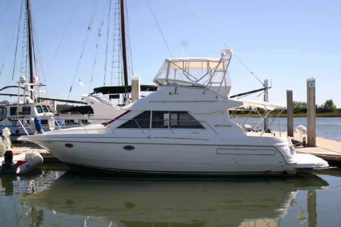 1996 35' Cruisers 3580 for sale in Savannah, Georgia | All Boat Listings.com