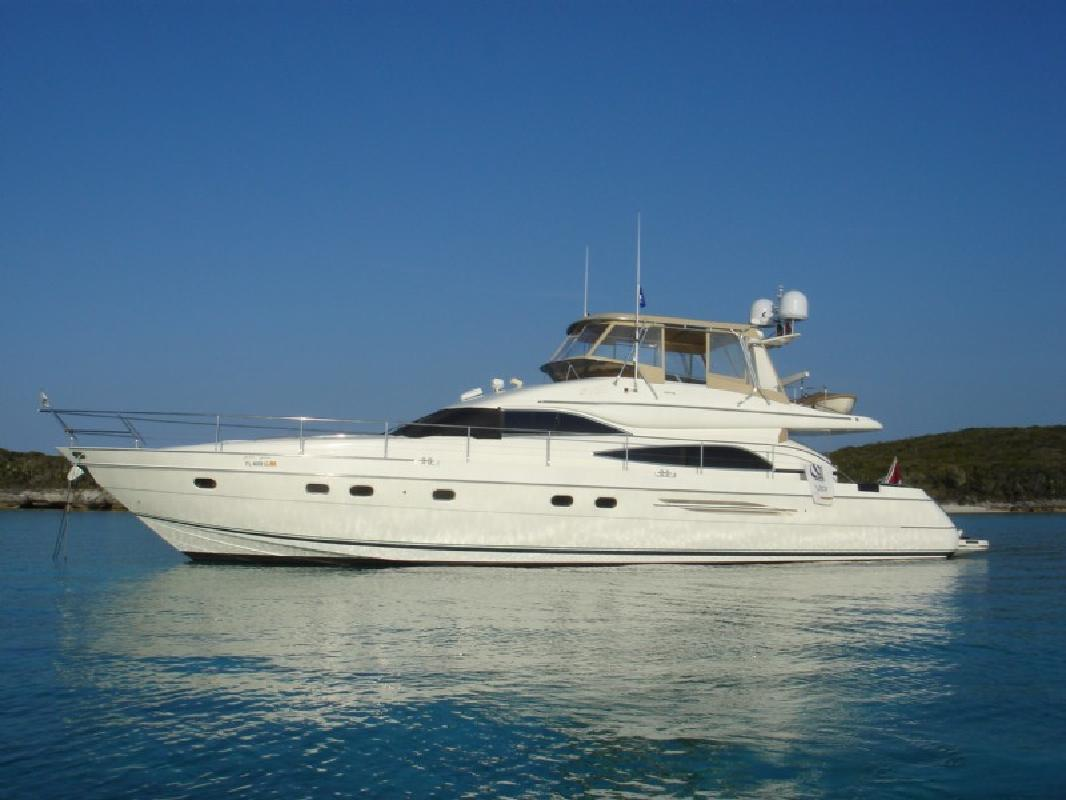 2001 65 39 Viking Sport Cruisers Motor Yacht For Sale In