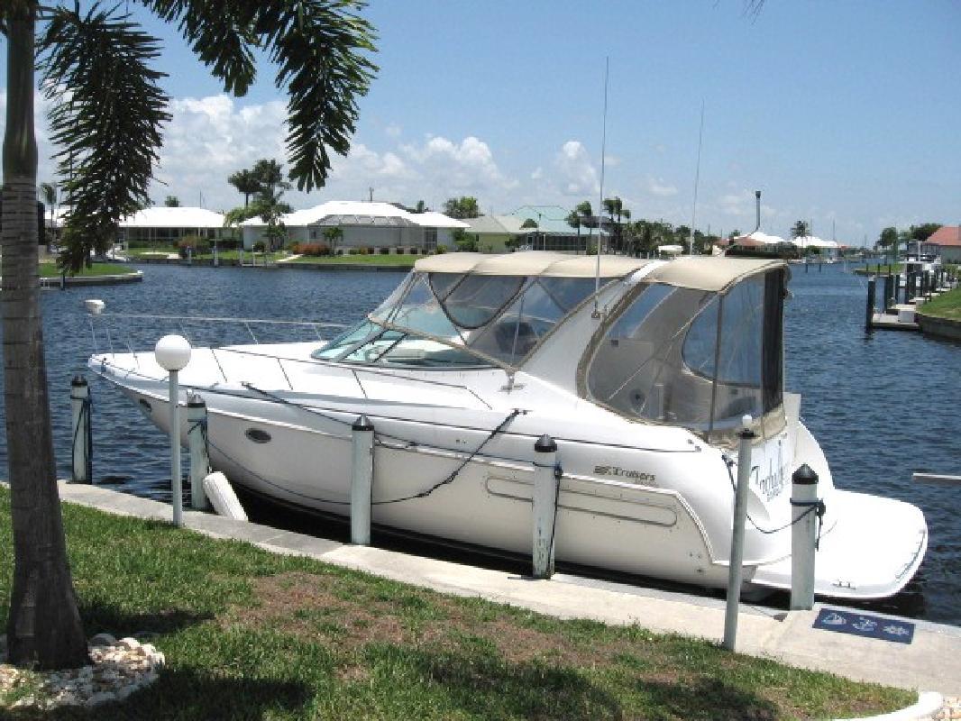 1997 35' Cruisers Yachts Cruisers Yachts 3570 in Punta Gorda, Florida