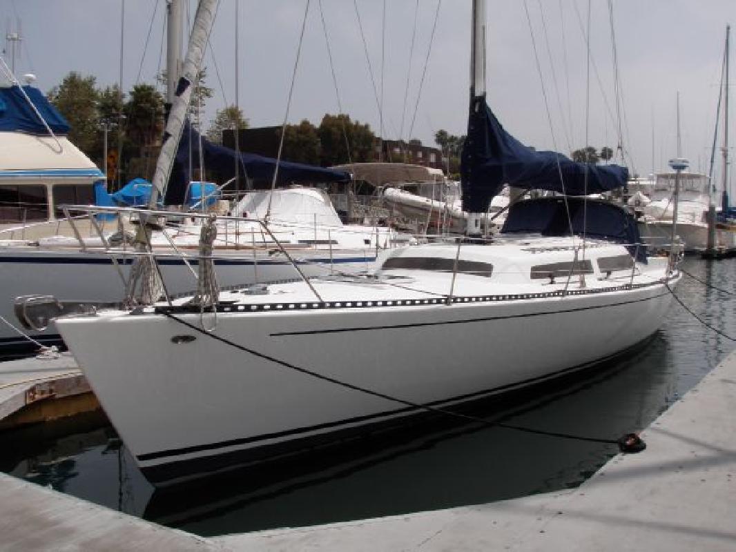 1982 50' Santa Cruz Yachts 50