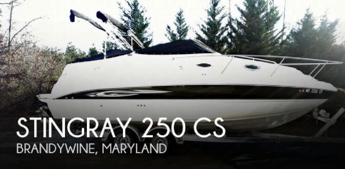 2008 Stingray Boats 250 CS Brandywine MD