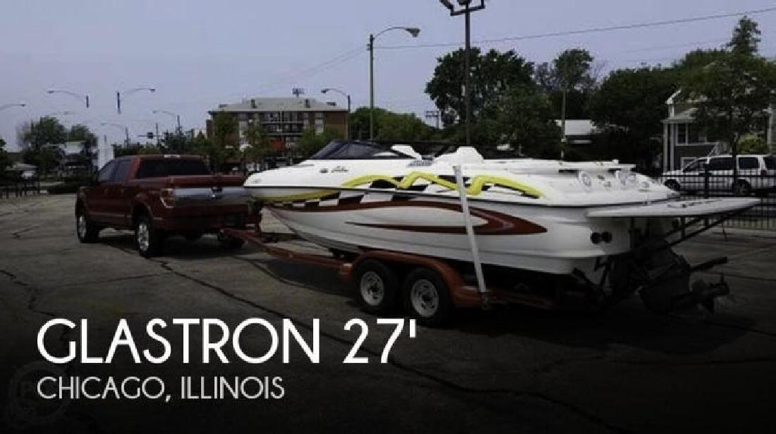 2000 Glastron Boats Carlson 23 CSX LIMITED Chicago IL