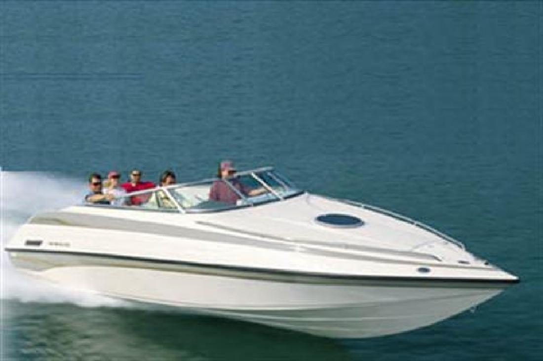 2001 26' Crownline Boats Cuddies 266 CCR in White Marsh, Maryland