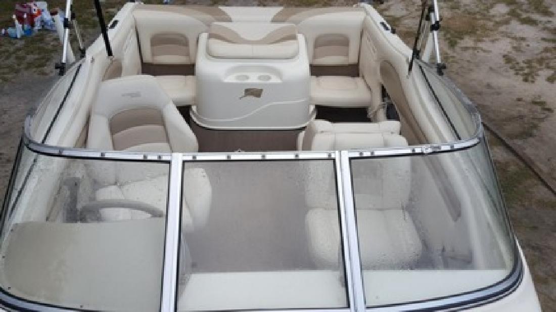 $8,700 OBO 2002 Stingray Cuddy Cabin