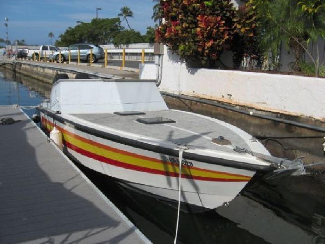 2008 28' Custom Powerboat