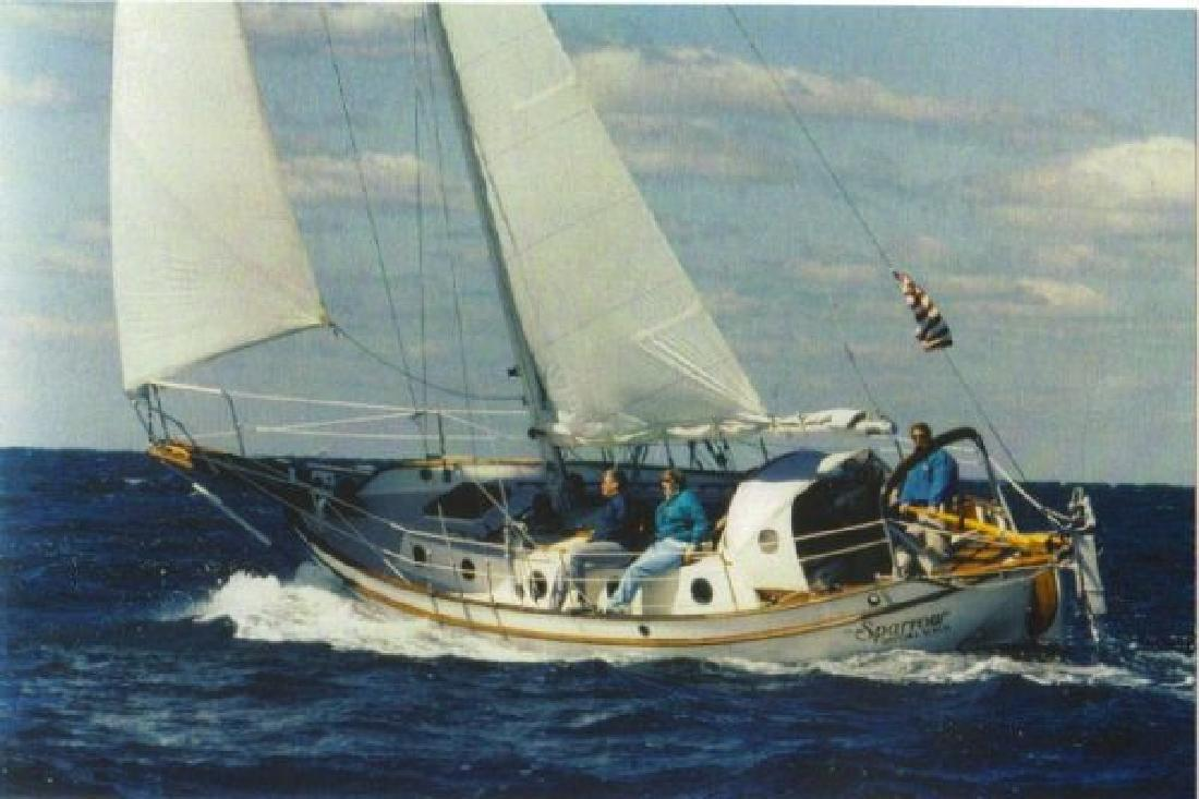 1983 32' Westsail Cutter 32 for sale in Bristol, Rhode