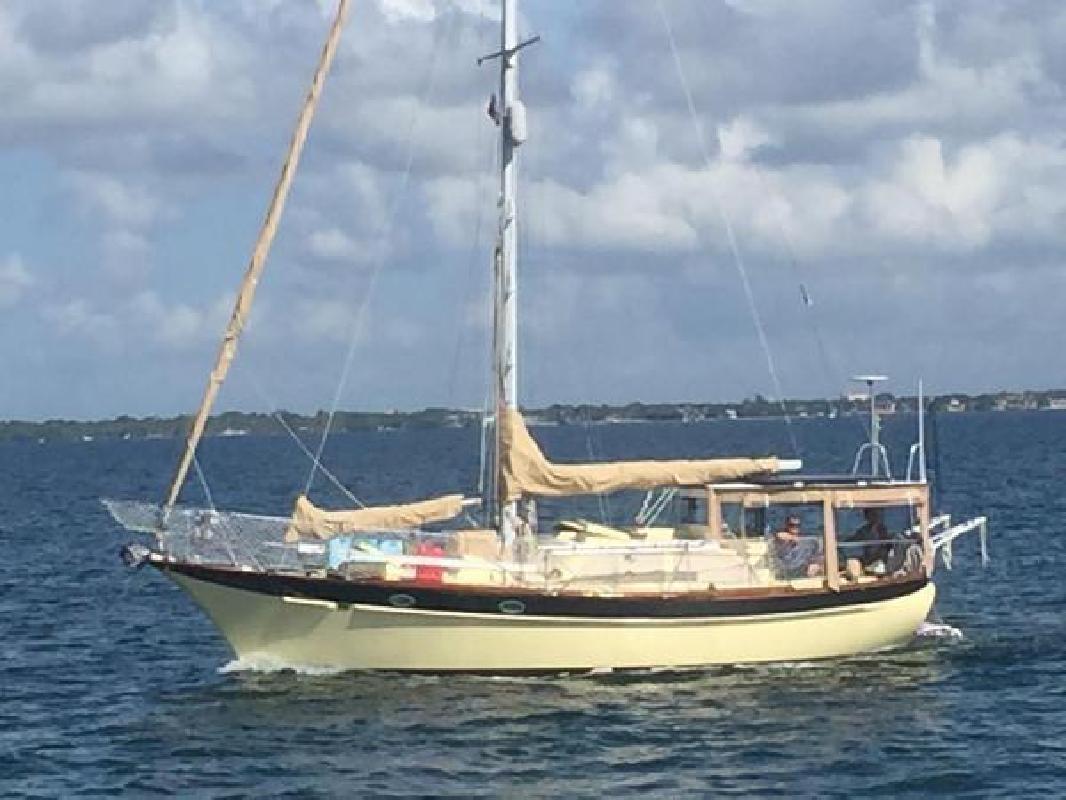 1979 CSY 33 Cutter MIAMI FL