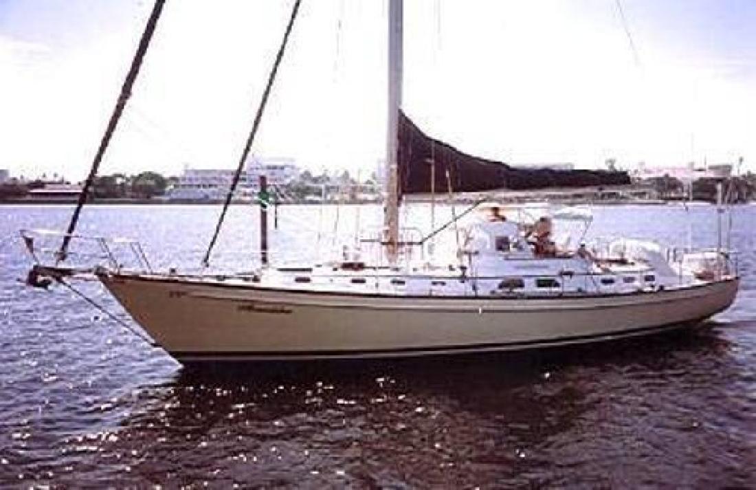 1973 Hinckley 53 Cutter Stuart FL