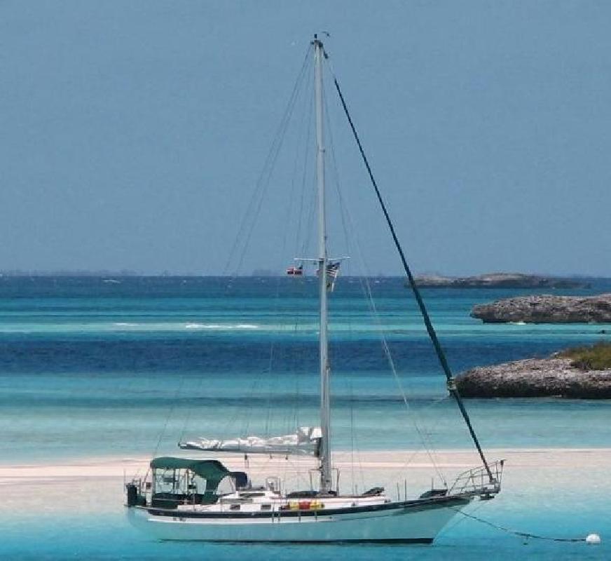 1987 Cabo Rico Cutter Stuart FL