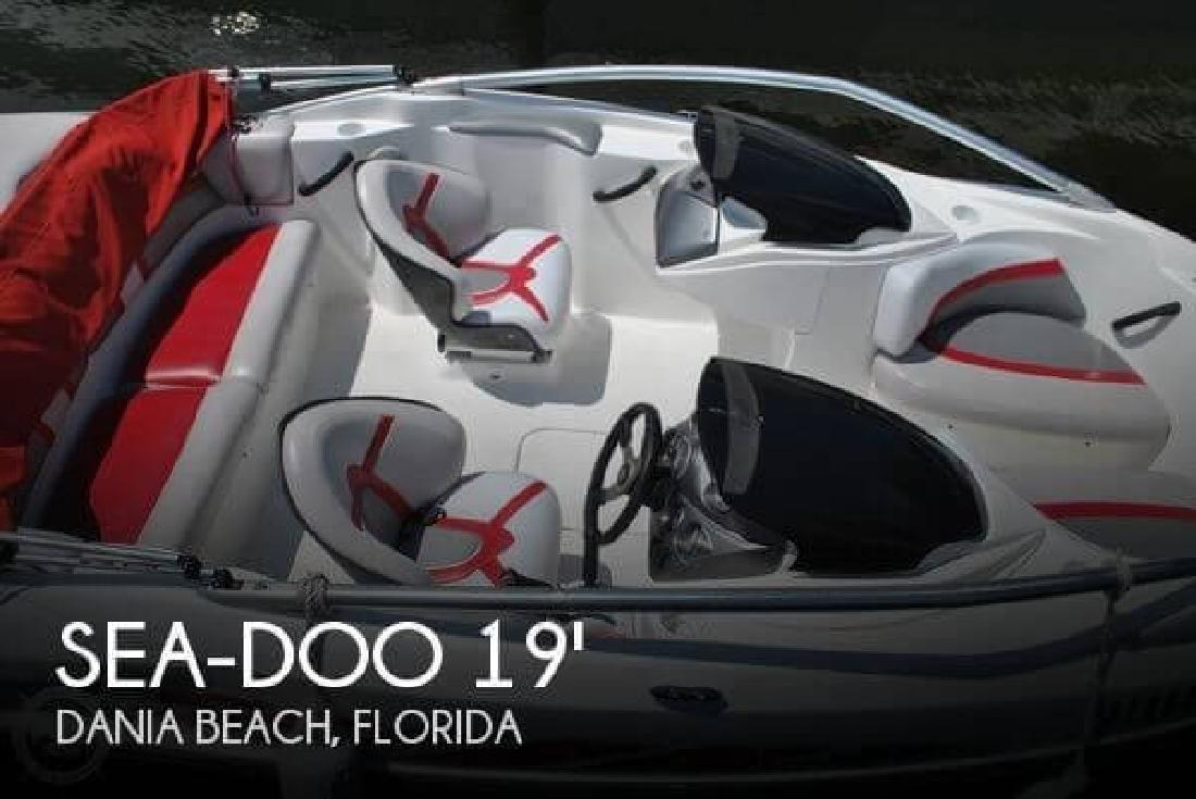 2004 SeaDoo Speedster 200 Dania Beach FL