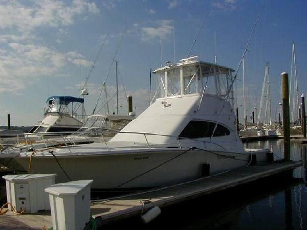 2000 Luhrs Convertible Dania Beach FL