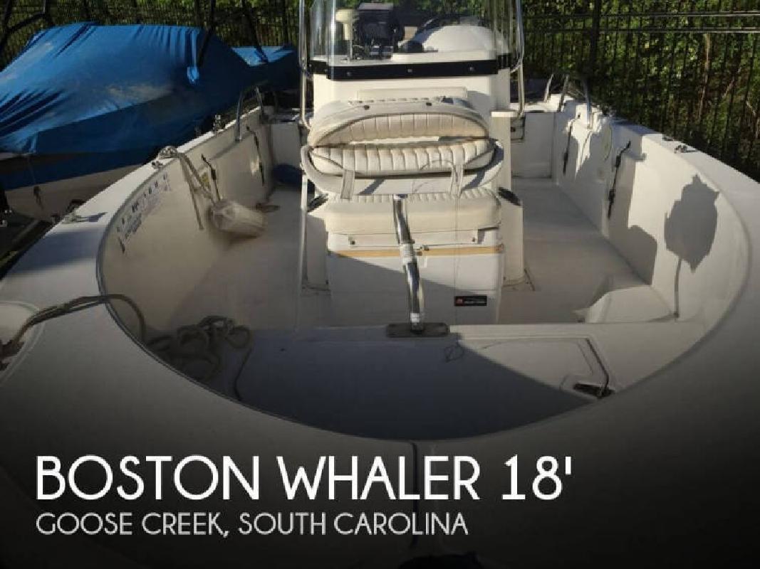 2004 Boston Whaler 180 Dauntless Goose Creek SC