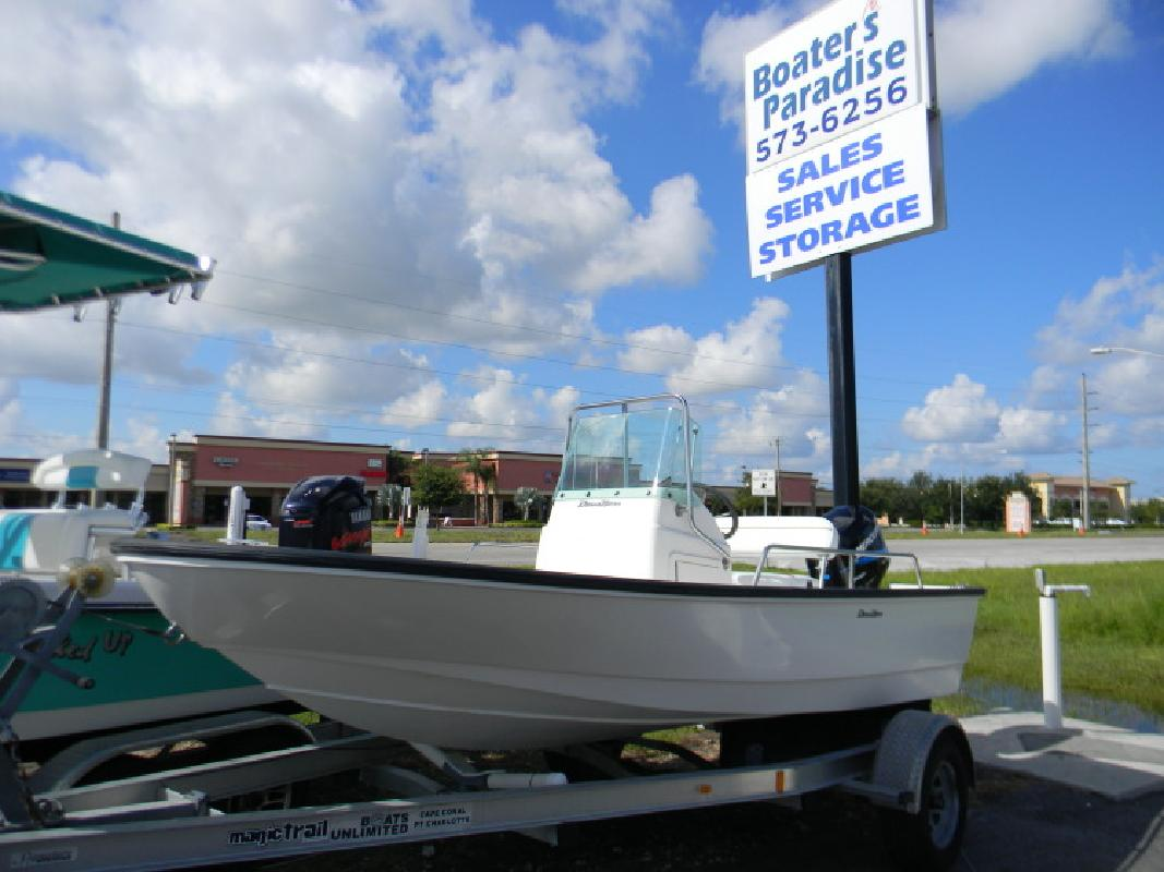 1998 - Boston Whaler Boats - 15 Dauntless in Cape Coral , FL