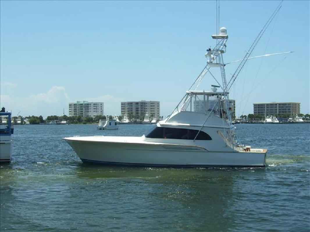 1989 47 Buddy Davis 47 For Sale In Destin Florida All