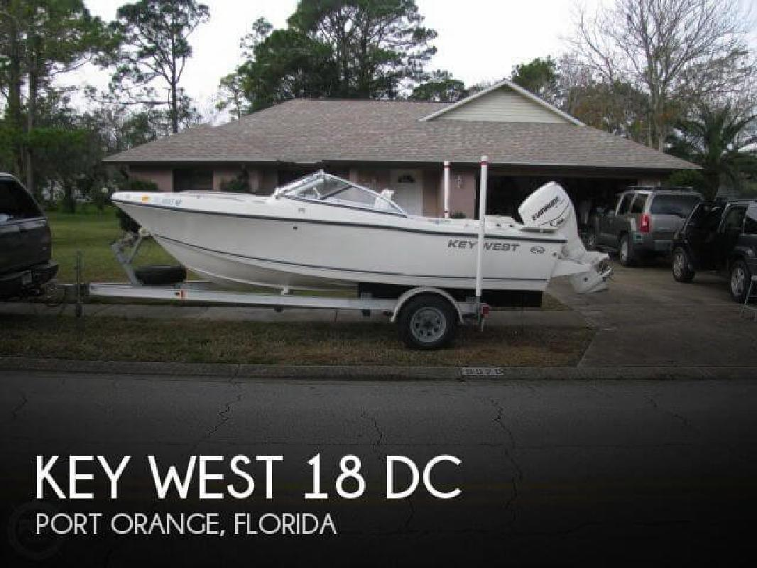 2008 Key West Boats 18 DC Port Orange FL