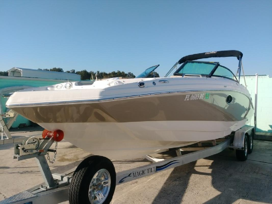 2016 NauticStar Boats 243 DC Rockledge FL