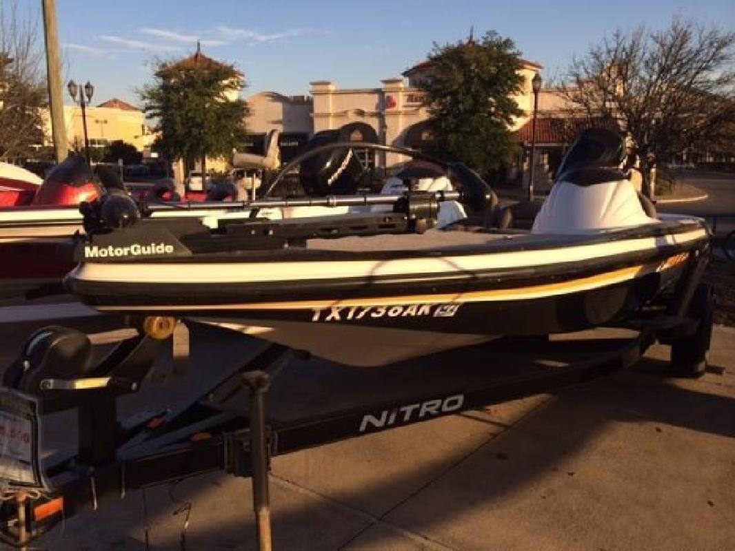 2007 Tracker NITRO 591 DC San Antonio TX