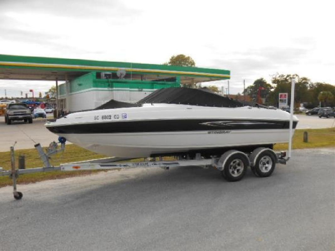 2011 STINGRAY 208LR Sport Deck Beaufort SC