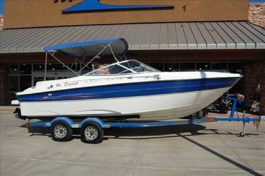 $18,750 2006 Bayliner 219 DECK BOAT SD