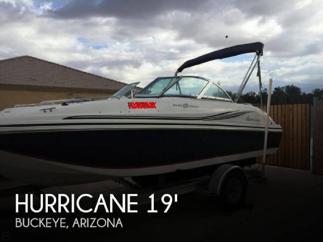 2012 Hurricane 187 Sun Deck Buckeye AZ