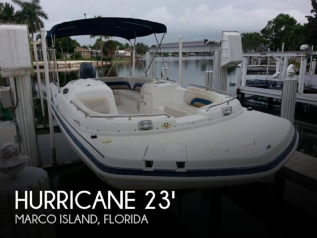 Used Hurricaine Boats Marco Island Florida