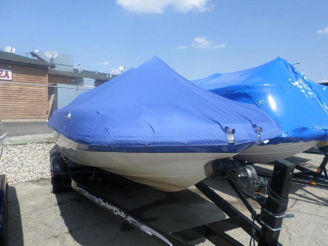 2006 Kayot Harris V220 Deckboat Fenton MI