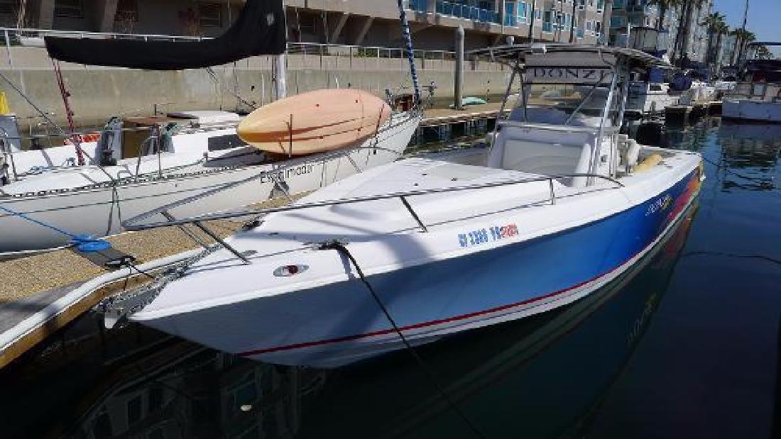 2004 Donzi 35 Marina del Rey CA