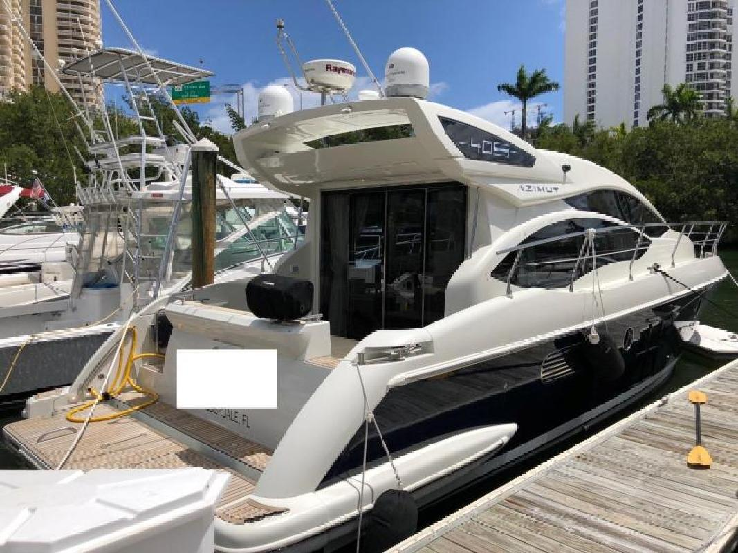 2012 Azimut Yachts 40S Delray Beach FL