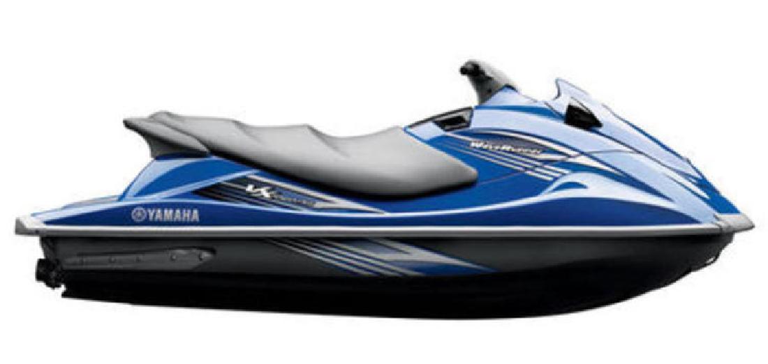 2010 Yamaha WaveRunner VX Deluxe in Somerset, KY
