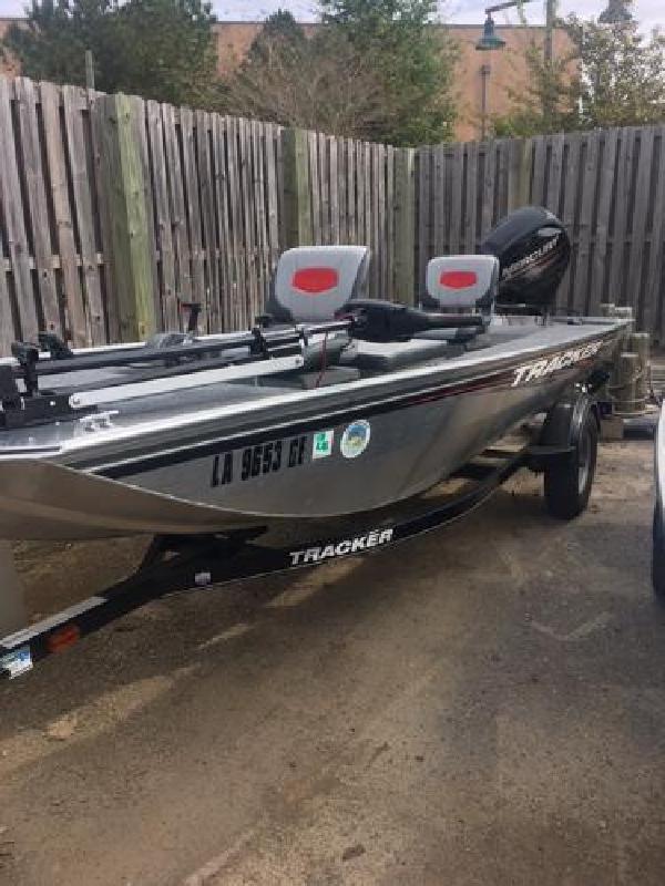 2016 Tracker Panfish 16 Denham Springs LA
