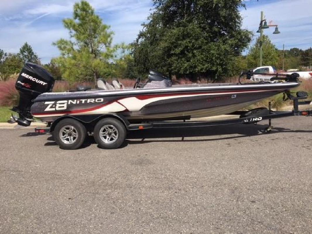 2012 Nitro Z8 Denham Springs LA