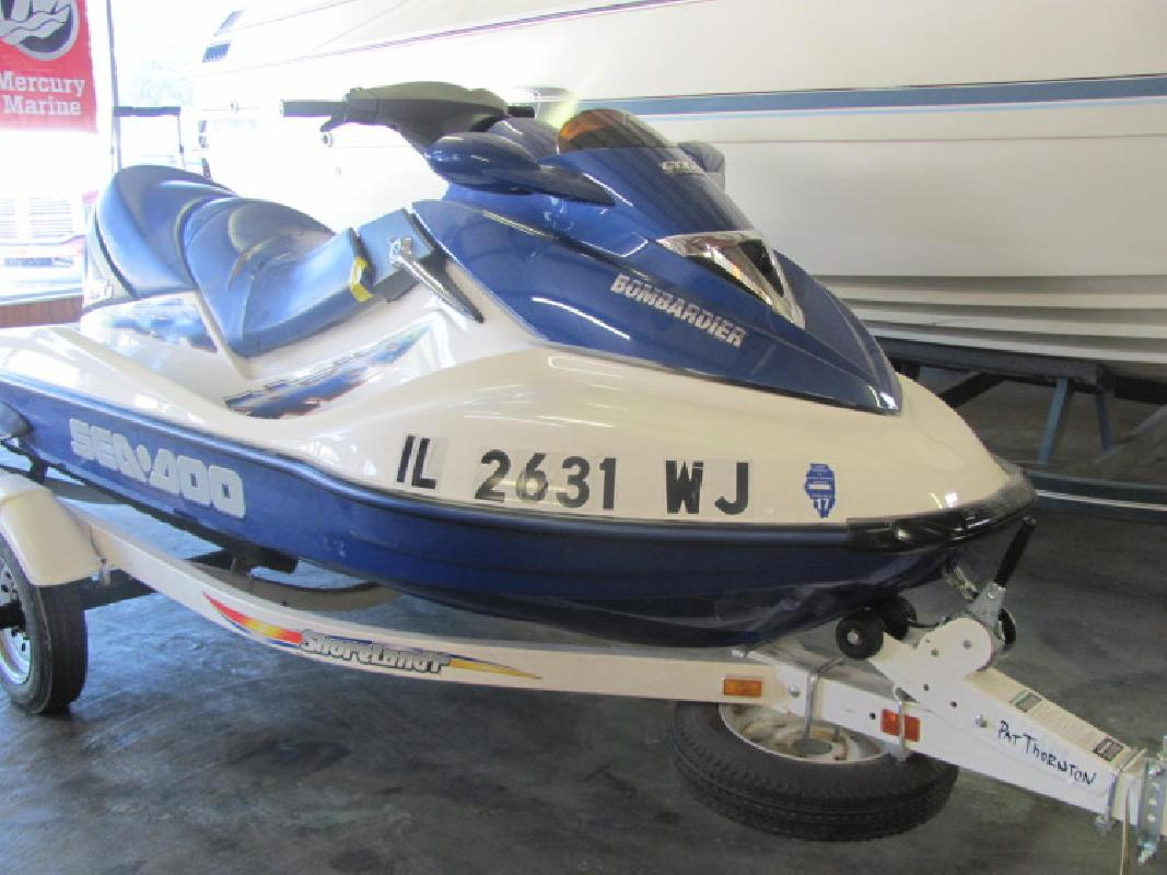 2002 - SeaDoo Boats - GTX DI in New Buffalo, MI for sale in