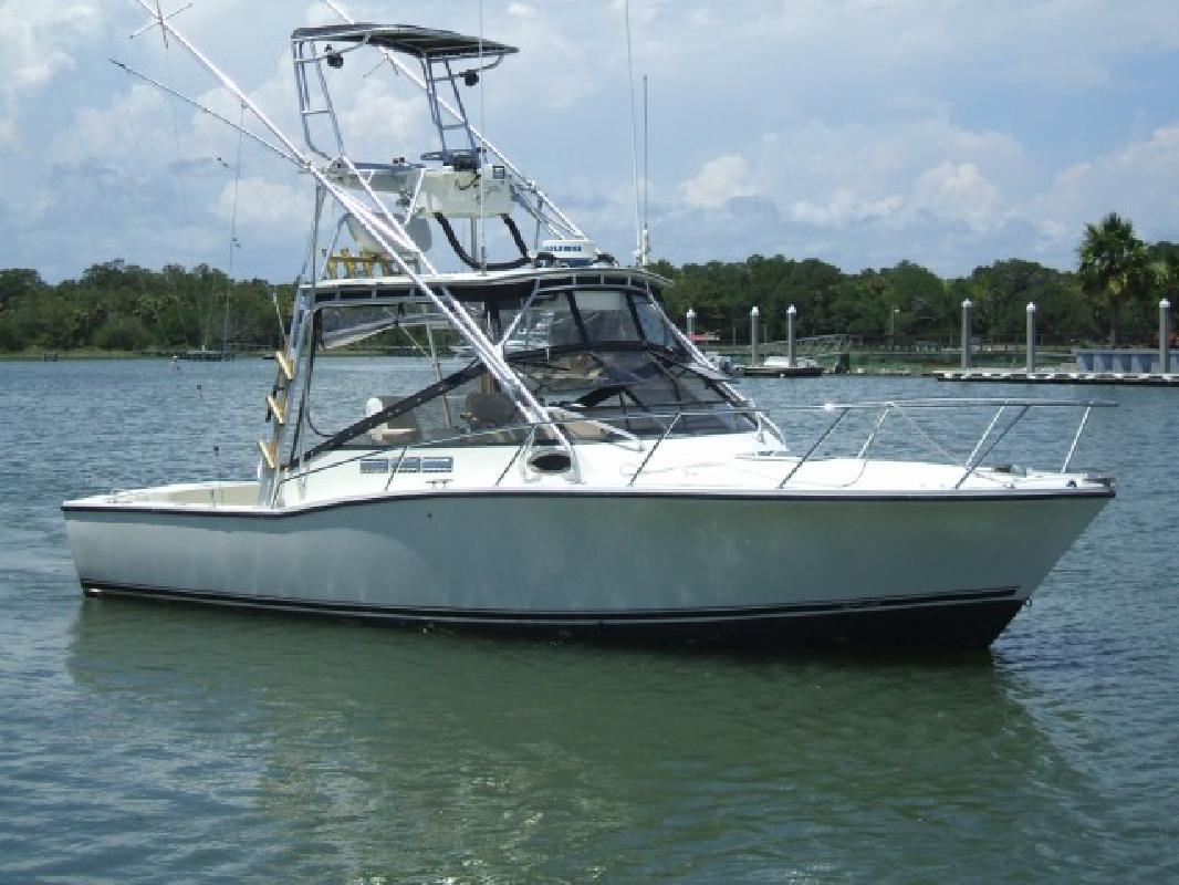 Carolina Classic Boats >> 2000 28 Carolina Classic Boats Inc 28 Diesel Express New