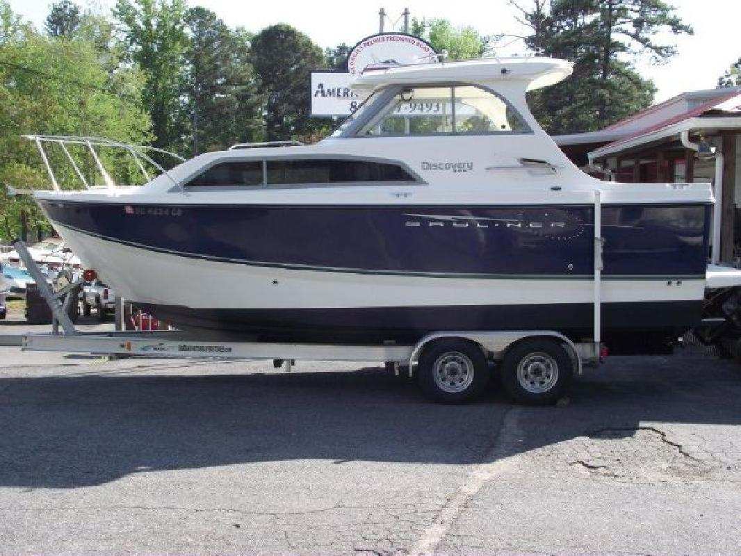 2008 26' Bayliner Discovery 246