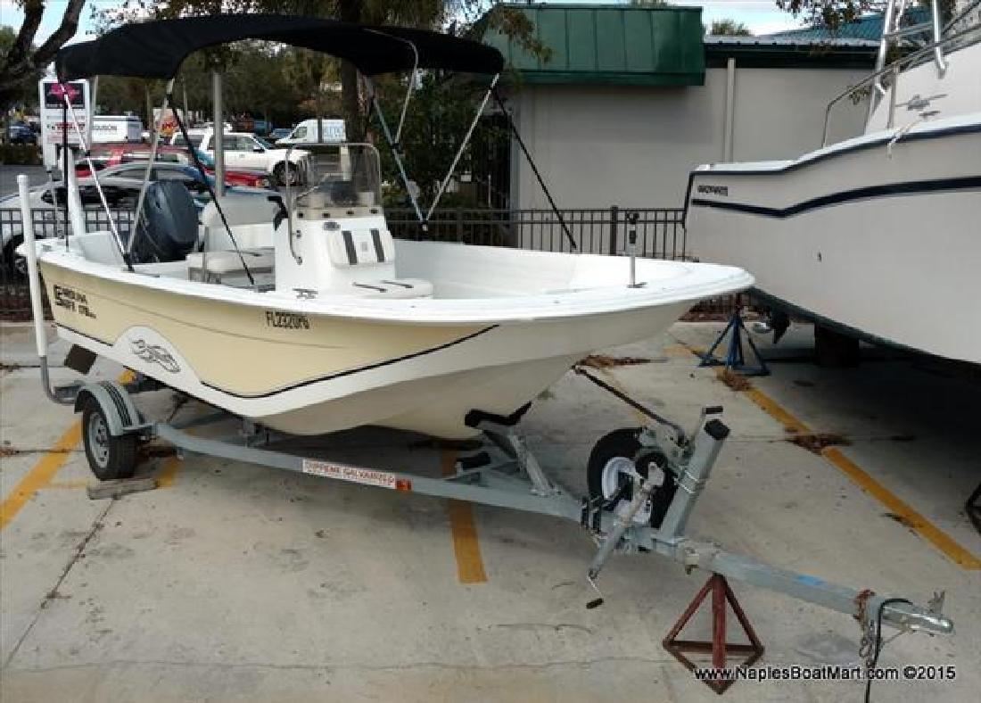 2011 Carolina Skiff DLV Series DLV 178 Naples FL