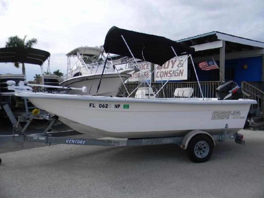 2007 CAROLINA SKIFF 198 DLV Cape Coral FL