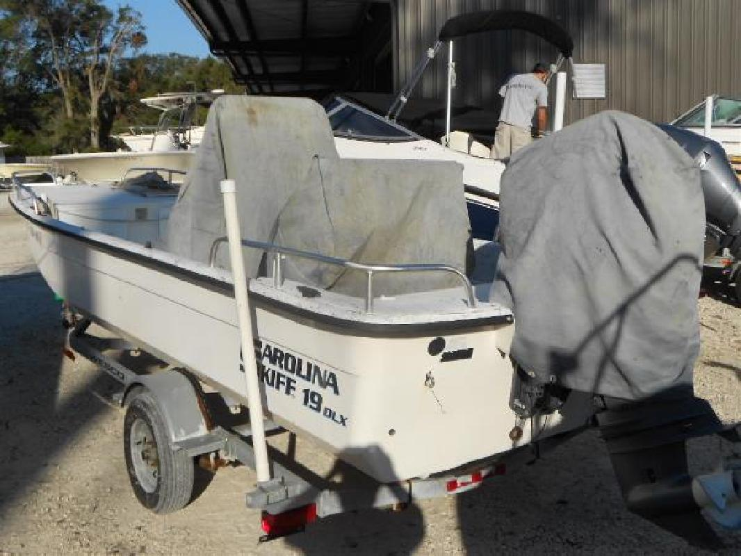 2006 CAROLINA SKIFF 1980 DLX Beaufort SC