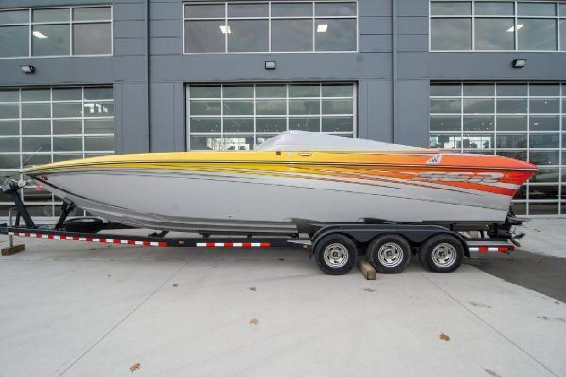 2010 Sunsation 32 SSR Dominator Lake Ozark MO
