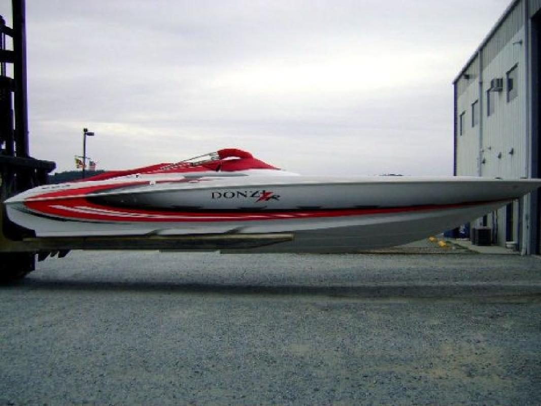 Donzi For Sale >> 2006 35 Donzi Zr For Sale In North East Maryland All Boat