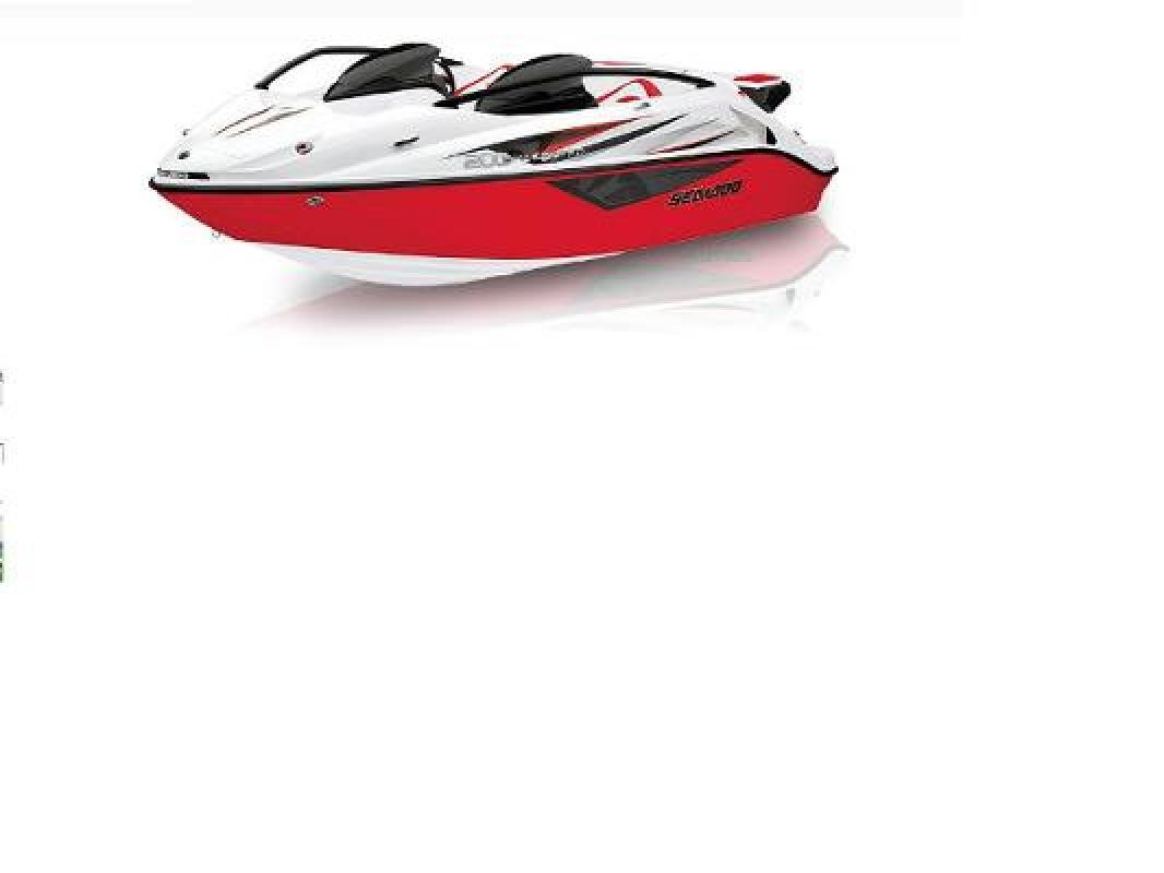 2009 19' Sea Doo 200 Speedster