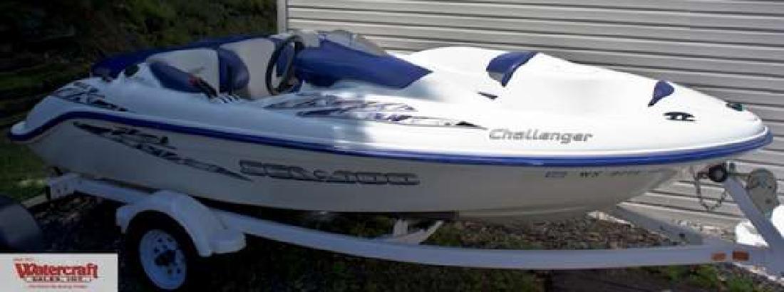 2001 14' Sea Doo Challenger