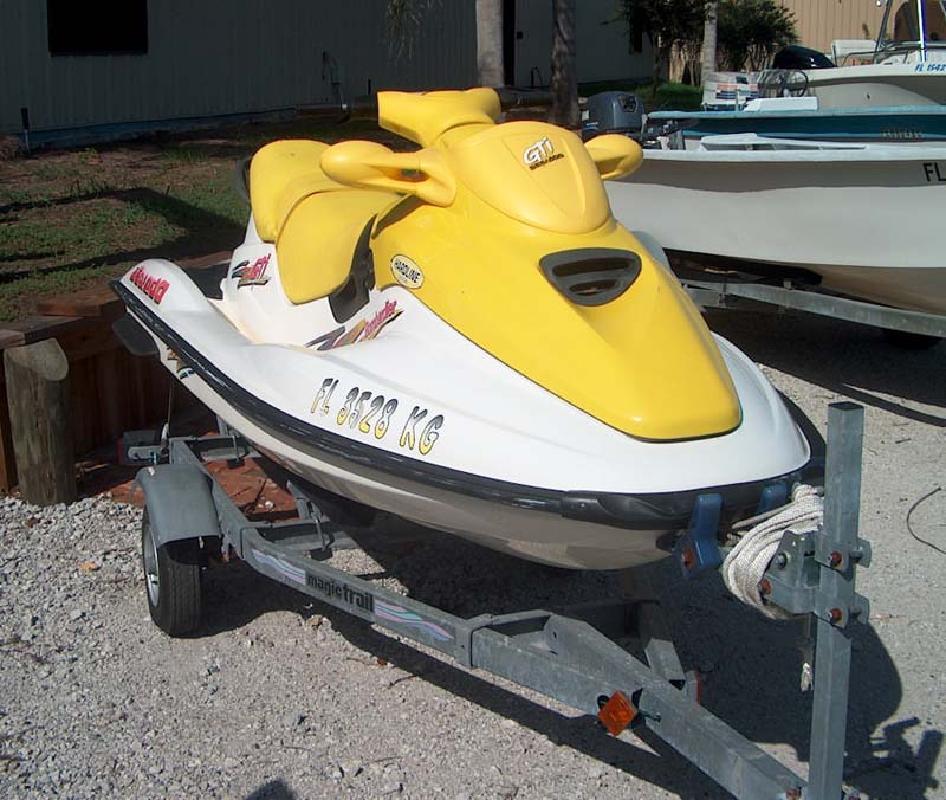 1997 10' Sea Doo GTI For Sale In Green Cove Springs
