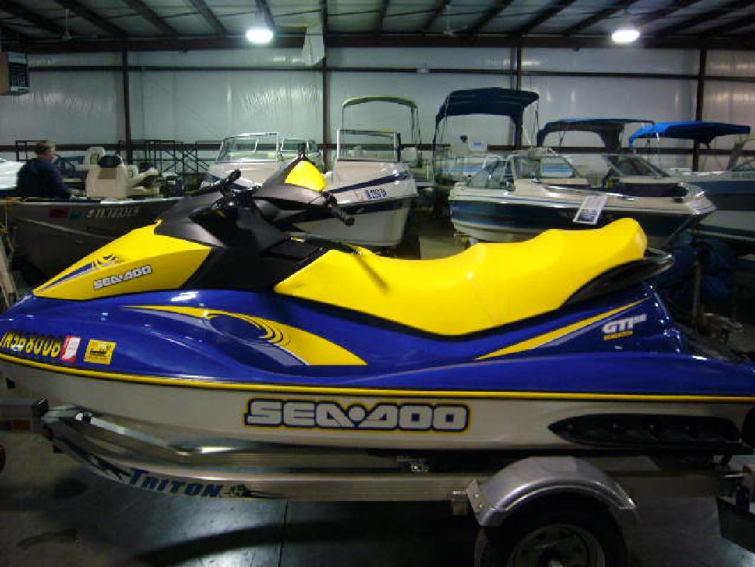 2006 10 U0026 39  Sea Doo Gti Se For Sale In Indianapolis  Indiana
