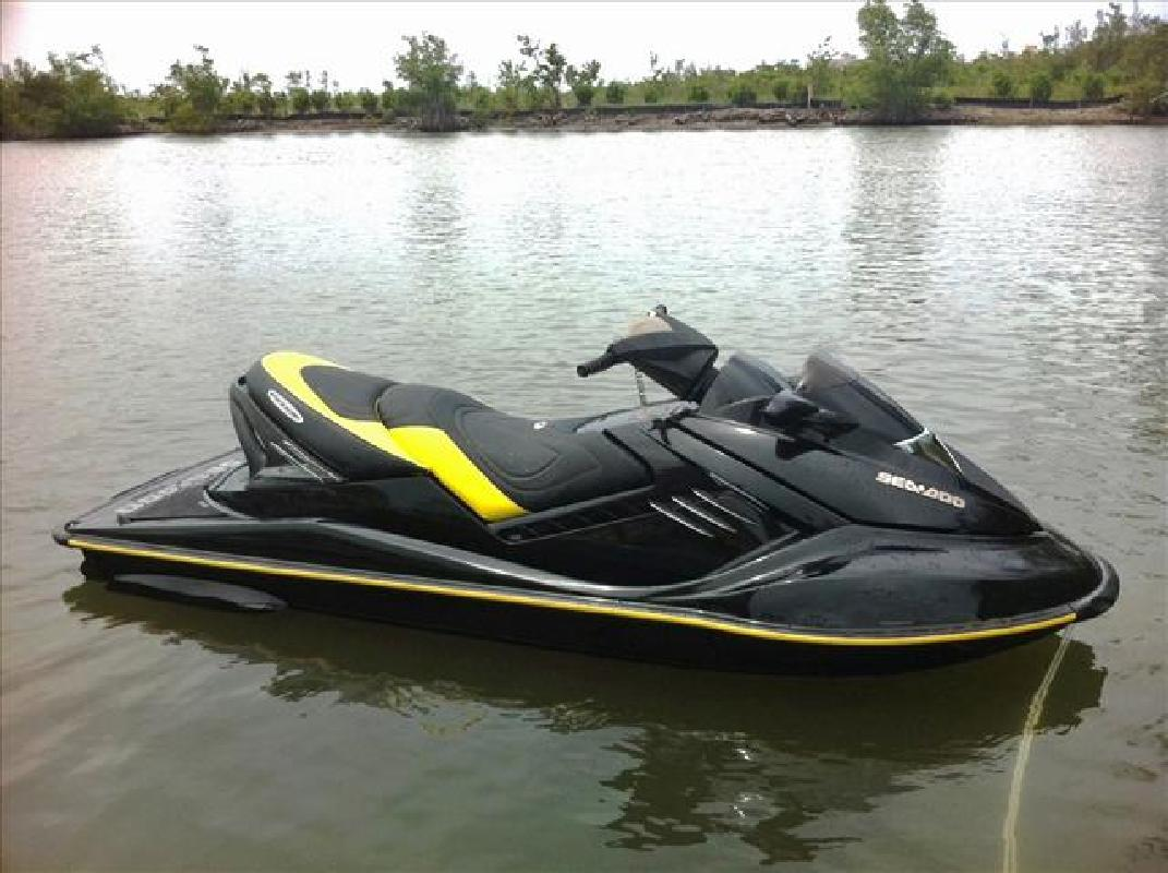 2004 10' Sea Doo GTX Supercharged for sale in Fort