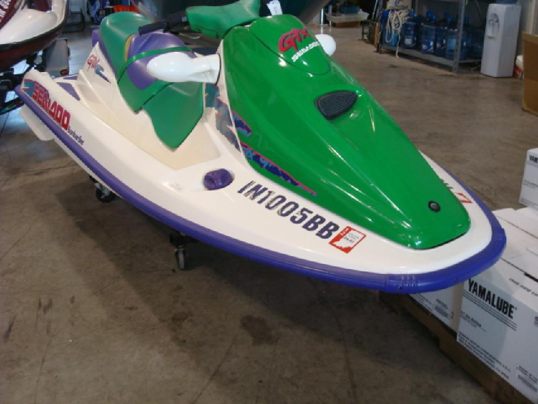1995 11' Sea Doo pwc GTX