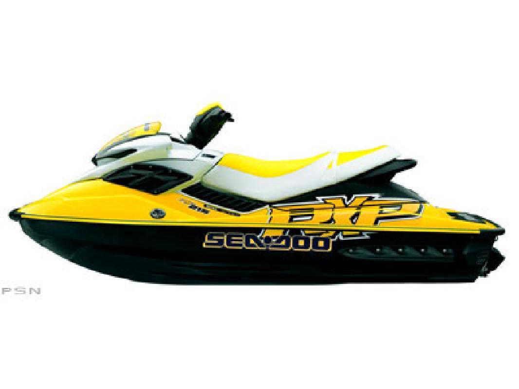 2009 11' Sea Doo RXP 215